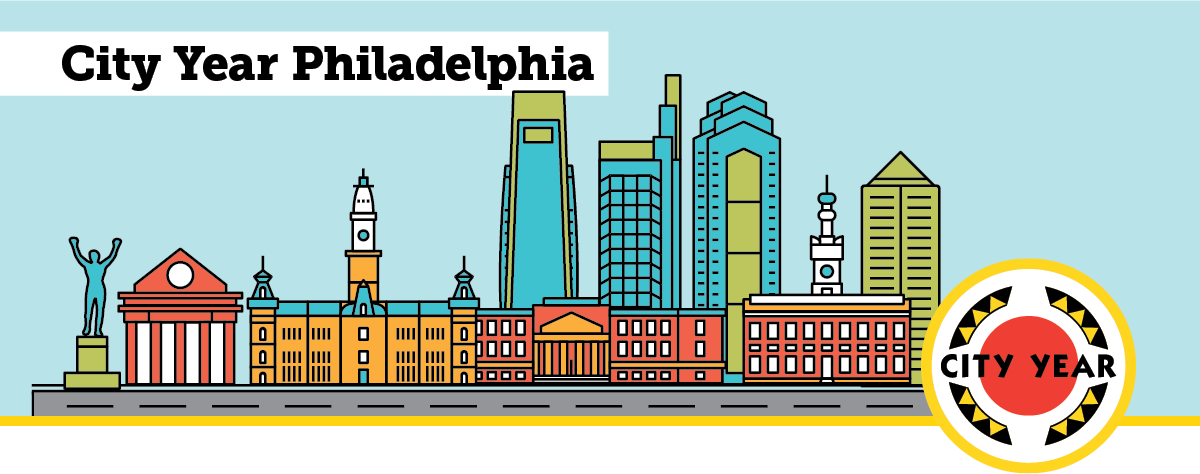 City Year Philadelphia Donation Page